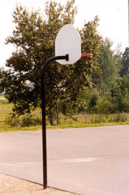 BF01 Basketball Pole